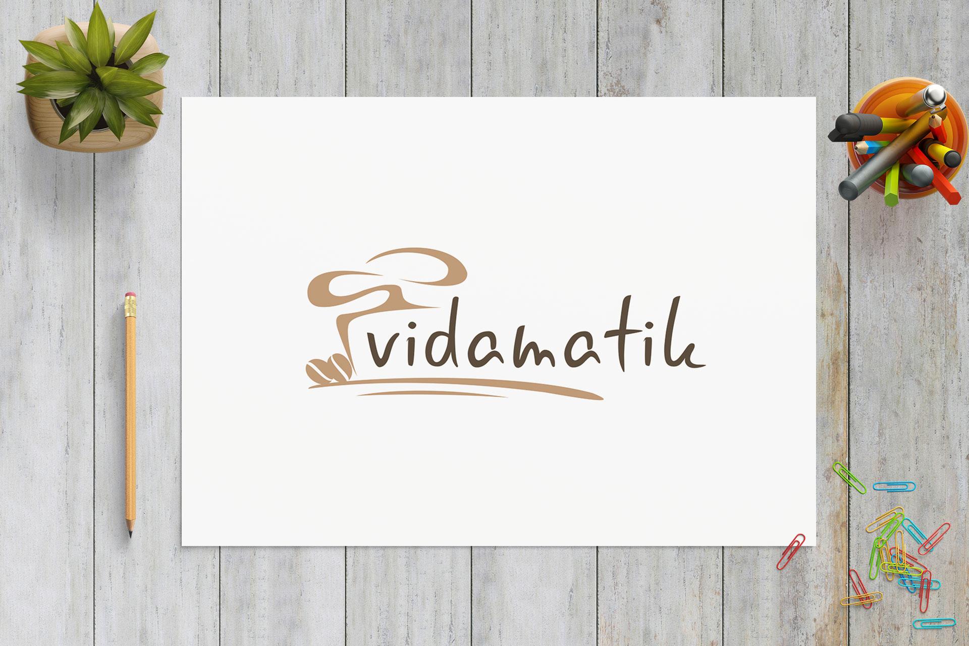 vidamatik_mockup_logo